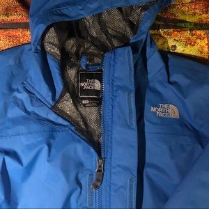 The North Face Hyvent rain jacket